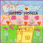 Happy Homes ebook front page